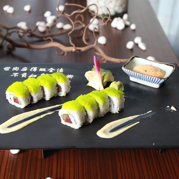 cuisine asiatique - sushi
