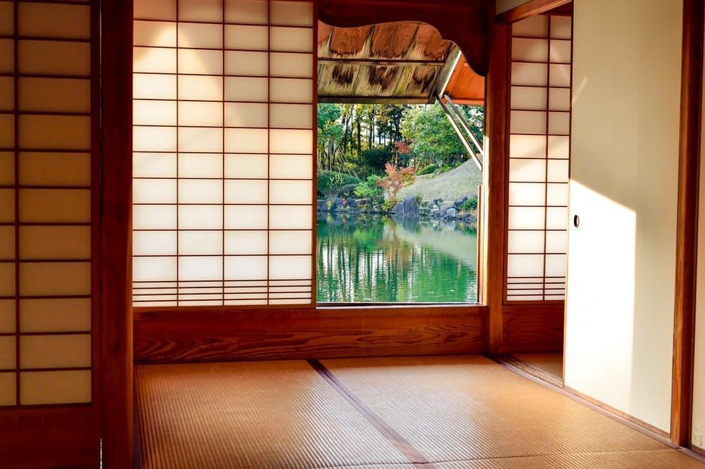 décoration japonaise - décor japonais