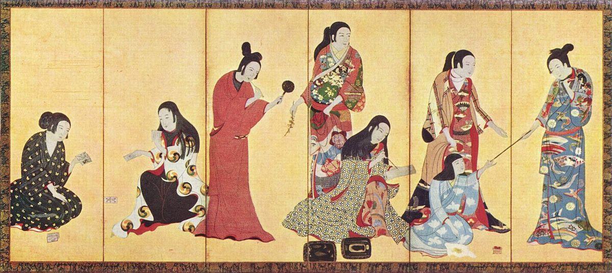 kimono - kosode