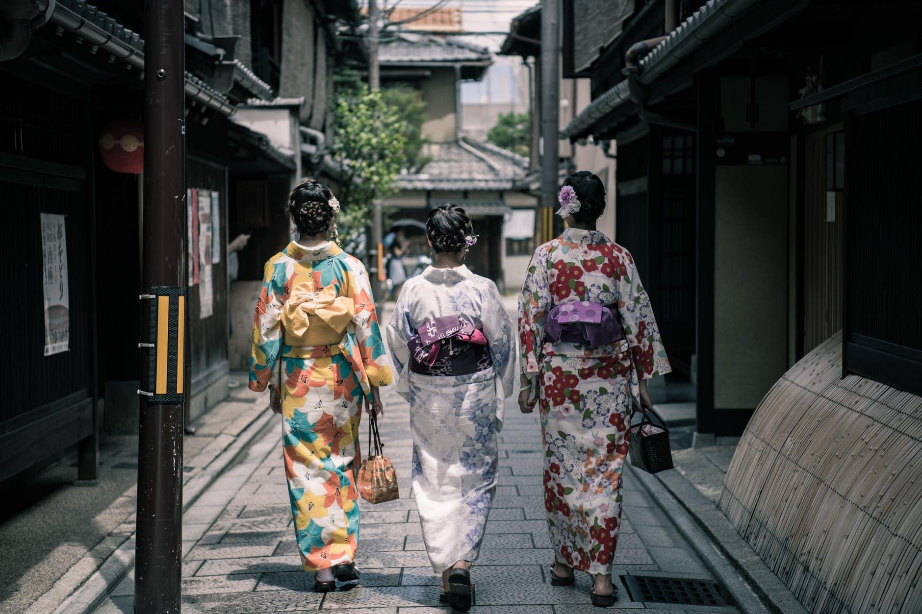 kimono - yukata